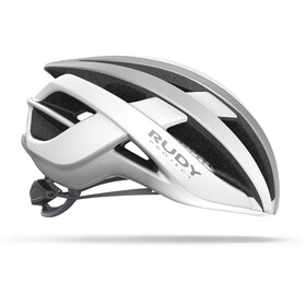 Rudy Project Venger Road Kask, white/silver matte